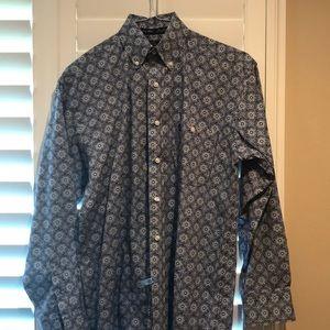 Wrangler George Strait Button Up shirt